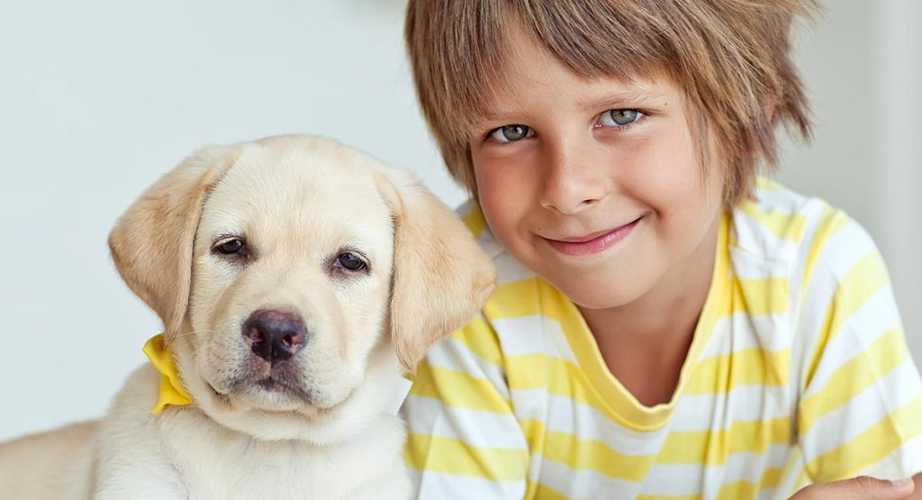 The Major Benefits Of Getting A Dog For Your Kid 4